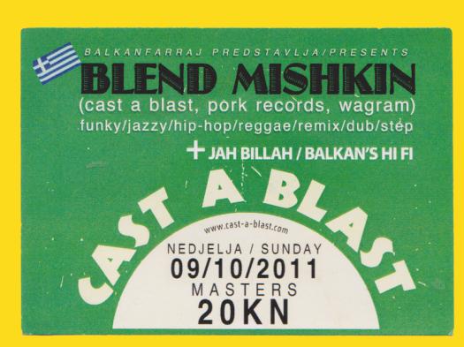 blend mishkin flyer