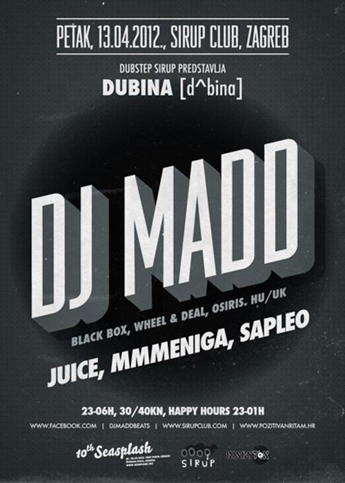 DUBINA FT DJ MADD