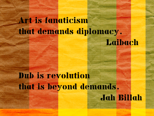 DUB IS REVOLUTION
